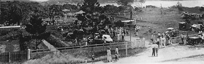 Bell Park Emu Park Historical Trail